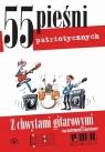 55 pieśni patriotycznych z chwytami gitarowymi i na instrumenty klawiszowe Miętus Maciej