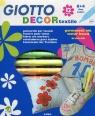Giotto Flamastry Decor textile 8+4 (494900 FIL)