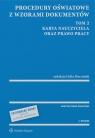 Procedury oświatowe z wzorami dokumentów w.2 Tom 2. Karta Nauczyciela Marciniak Lidia