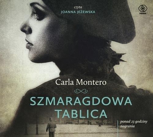 Szmaragdowa tablica  (Audiobook) Montero Carla