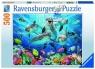 Puzzle 500: Delfiny (147106)