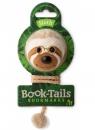 Book-Tails - Leniwiec pluszowa zakładka do książki