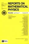 Reports on Mathematical Physics 84/3 2019 Kraj