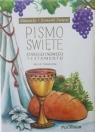 Biblia Tysiąclecia duża TW (komunia, winogrono) praca zbiorowa