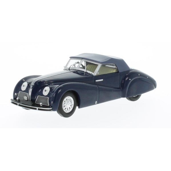 Alfa Romeo 6C 2500 SS Spider 1939 (dark blue/dark grey) (215111)