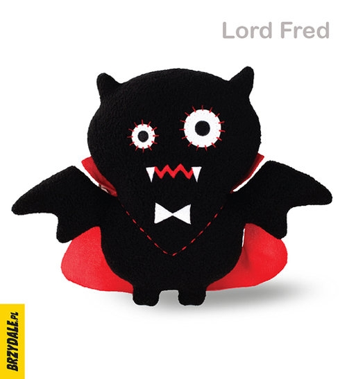 Lord Fred maskotka Brzydale
