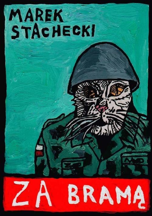 Za bramą Stachecki Marek