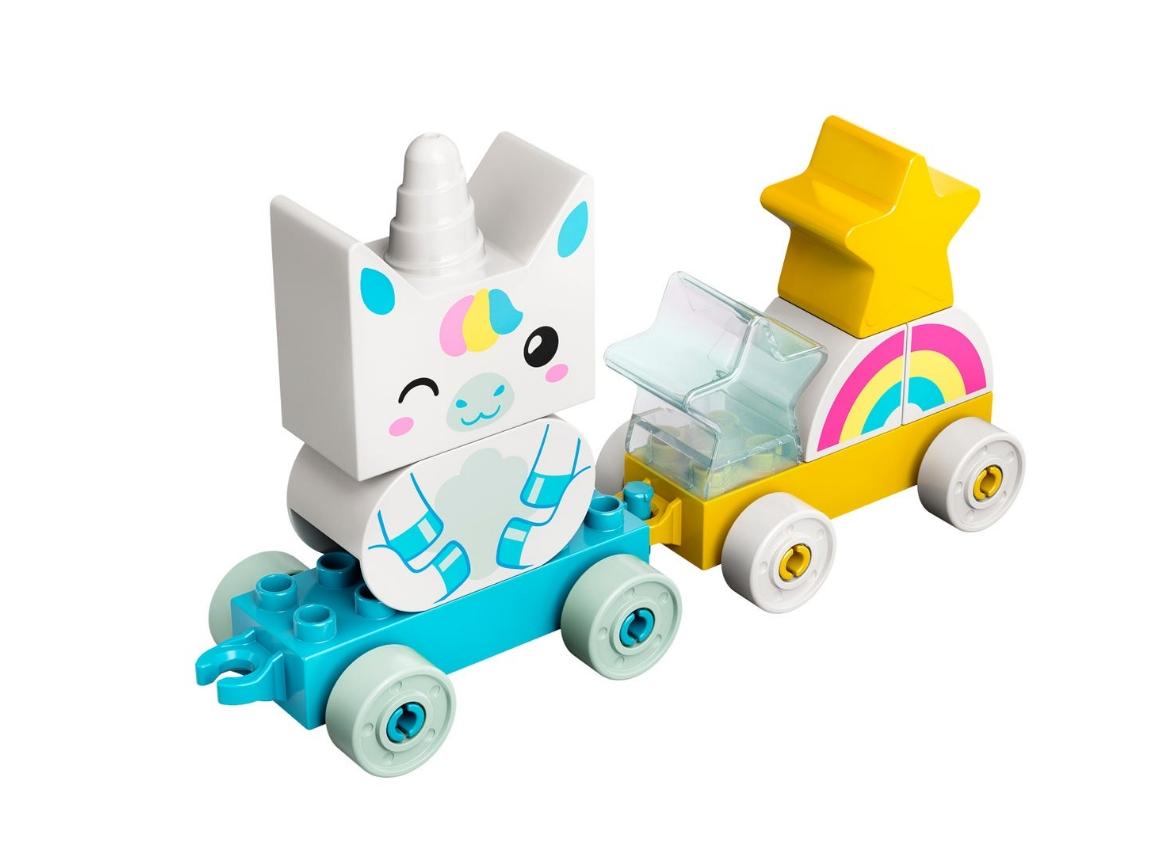 Lego Duplo: Jednorożec (10953)