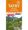 Tatry Polskie i Słowackie, 1:50 000 - mapa turystyczna