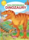 Kolorowanka Dinozaury Żukowski Jarosław