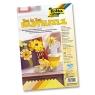 Filc dekoracyjny  20/30 1,5mm Zestaw żółty (10 szt)