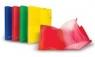 Teczka z wewnętrznymi przegródkami A4 Pigna Monocromo mix kolorów