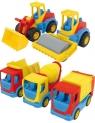 Auta Tech Truck 5 modeli mix