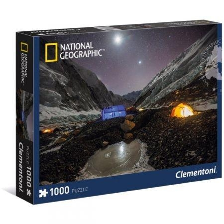 Puzzle 1000 National Geographic Everest Camp (39310)