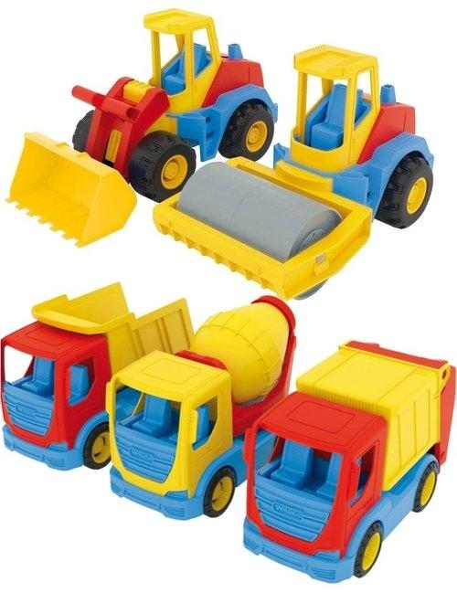 Auta Tech Truck 5 modeli