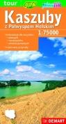 Kaszuby, Półwysep helski - mapa turystyczna 1:75 000 Opracowanie zbiorowe