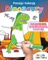 Dinozaury. Poznaję i koloruję