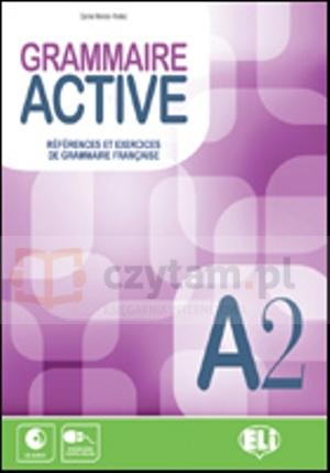 Grammaire Active A2 +audio CD Carine Mercier-Pontec
