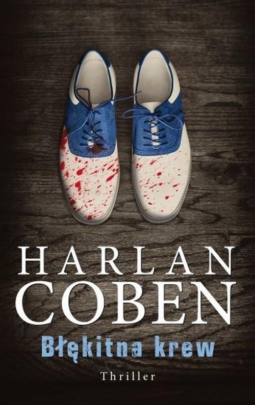 Błękitna krew Coben Harlan