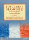Popularny słownik francusko-polski i polsko-francuski