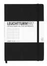 Notes Leuchtturm1917 Medium w linie czarny