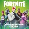 Kalendarz 2020 ścienny Fortnite