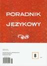 Poradnik językowy 8/2010