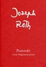 Poziomki i inne fragmenty prozy Roth Joseph