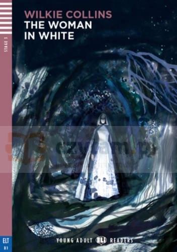 LA The Woman in white książka + CD B1