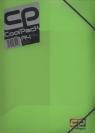 Teczka z gumką A4 Cool Pack Green Neon