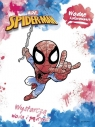 Spider-Man Wodne kolorowanie