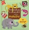 W dżungli Poszukaj i znajdź Książeczka malucha
