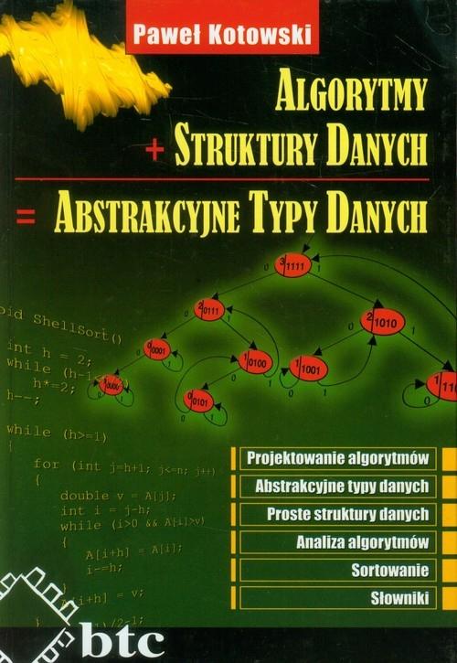 Algorytmy + struktury danych = abstrakcyjne typy danych Kotowski Paweł