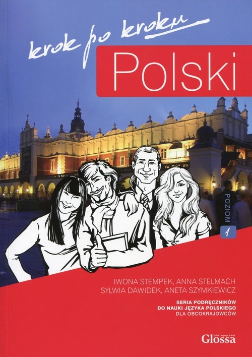 Polski krok po kroku. (Uszkodzona okładka) Stempek Iwona, Stelmach Anna