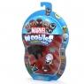Wooblies Marvel - Figurki magnetyczne, 3-pack + wyrzutnia (WBM011)