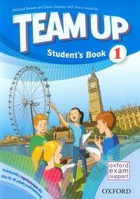 Team Up 1 Student's Book Bowen Philippa, Delaney Denis, Anyakwo Diana