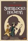 Cztery śledztwa Sherlocka Holmesa<br />Komiks paragrafowy