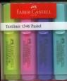 Zakreślacz Pastel 4 kolory (154610)