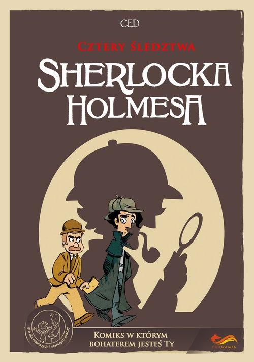 Cztery śledztwa Sherlocka Holmesa Shuky Shuky