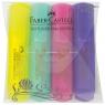 Zakreślacze 1546 Pastel - 4 kolory (154610 FC)