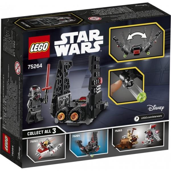Lego Star Wars: Wahadłowiec Kylo Rena (75264)