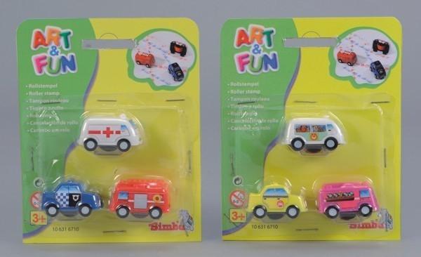 ART&FUN Stemple Samochody