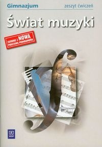 Świat muzyki Zeszyt ćwiczeń Panek Wacław