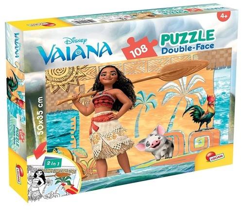 Puzzle dwustronne Vaiana 108