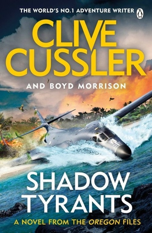 Shadow Tyrants Cussler Clive