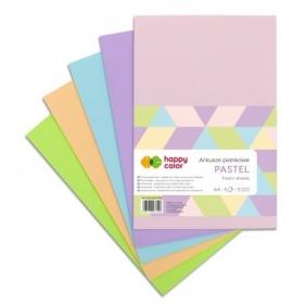 Arkusze piankowe A4/5K Pastel Happy Color (HA 7130 2030-PAS)
