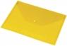 Koperta Focus C330 A4 przezroczysta żółta