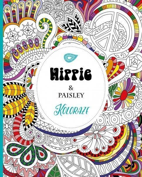 Koloraże Hippie & Paisley
