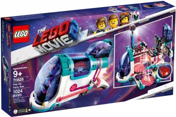 Lego Movie: Autobus imprezowy (70828)