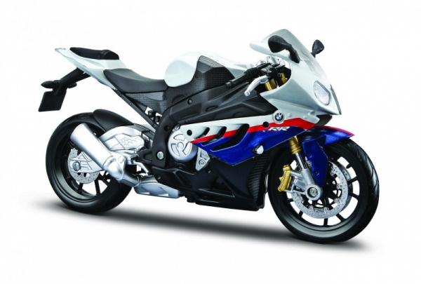 Motocykl BMW S 1000 RR 1/12 (10131101/68205)
